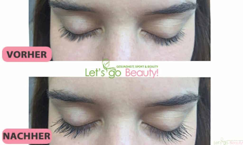 Superb Eyelash Wimpernserum Test