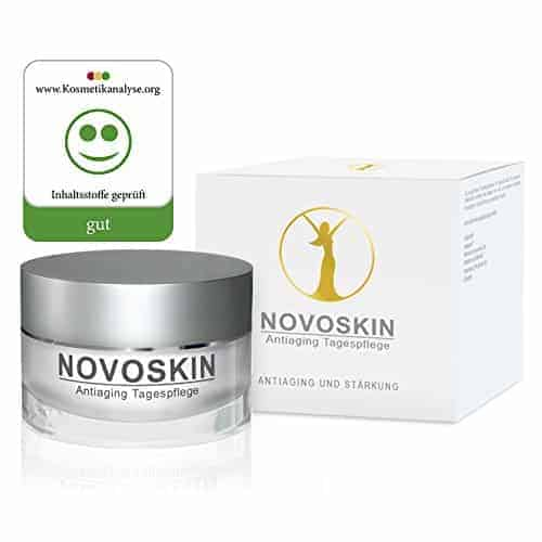 Novoskin Antiaging Test