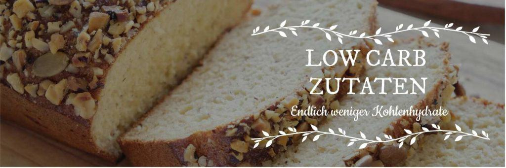 Low Carb backen Die Top Zuaten
